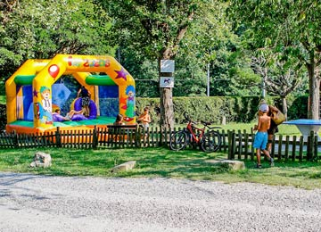 Camping familial Pays Basque